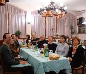 TheTravelzine get-together in Morimondo, Italy