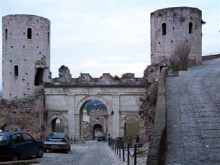 Spello - Porperzio Towers