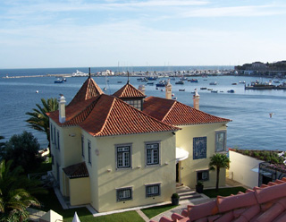 """Yellow House"", Hotel Albatroz, Cascais, Portugal"